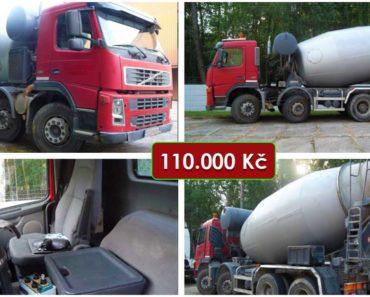 21.10.2020 Dražba nákladního automobilu Volvo FM12. Vyvolávací cena 110.000 Kč, ➡️ ID752182