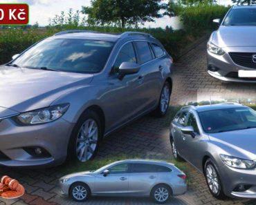 9.10.2020 Aukce automobilu Mazda 6. Vyvolávací cena 100.000 Kč, ➡️ ID746472