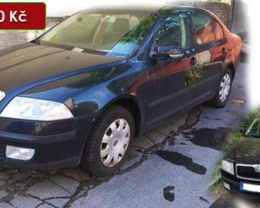 Zisková Dražba Škoda Octavia sedan Elegance – vydraženo jen za: 67.000 Kč