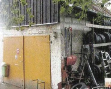 15.10.2020 Dražba nemovitosti (Garáž, Stružná, podíl 1/2). Vyvolávací cena 50.000 Kč, ➡ ID751607