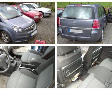 Do 16.11.2020 Výběrové řízení na prodej automobilu Opel Zafira. Min. kupní cena - prodej nejvyšší nabídce Kč, ➡️ ID757095