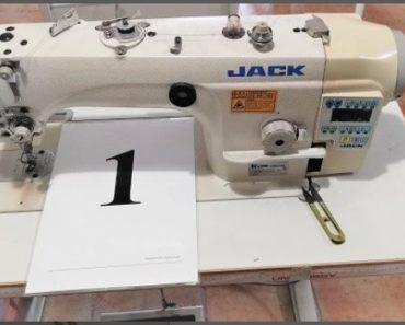 14.11.2020 Dražba stroje (Šicí stroj s odstřihem zn. JK-SHIRLEY II E). Vyvolávací cena 2.000 Kč, ➡️ ID759164