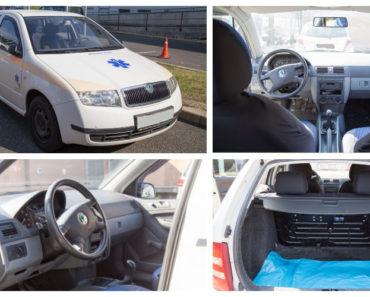 Do 2.11.2020 Výběrové řízení na prodej automobilu Škoda Fabia combi. Min. kupní cena 31.000 Kč, ➡️ ID758903