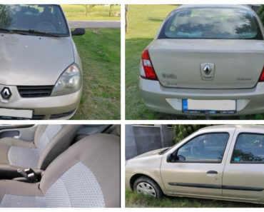 4.11.2020 Dražba automobilu Renault Thalia. Vyvolávací cena 20.000 Kč, ➡️ ID754199