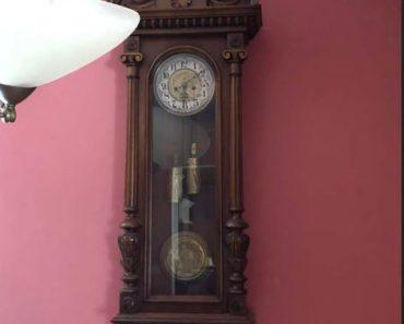 Do 30.11.2020 Výběrové řízení na prodej nábytku (Starožitné nástěnné hodiny). Min. kupní cena Nejvyšší nabídce Kč, ➡️ ID757371