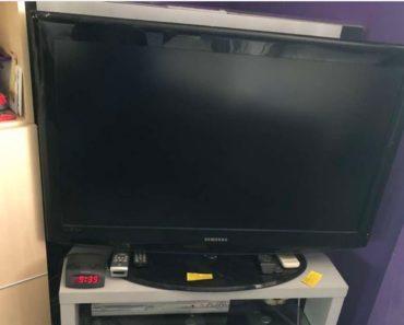 Do 30.11.2020 Výběrové řízení na prodej elektroniky (Televizor značky Samsung). Min. kupní cena Nejvyšší nabídce Kč, ➡️ ID757375