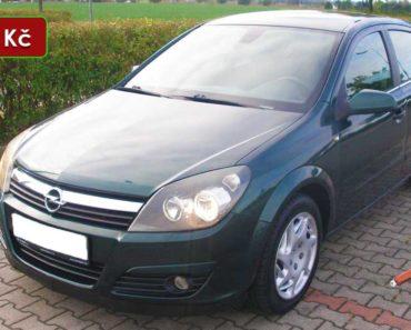 27.10.2020 Aukce automobilu Opel Astra 1.6. Vyvolávací cena 15.000 Kč, ➡️ ID756591