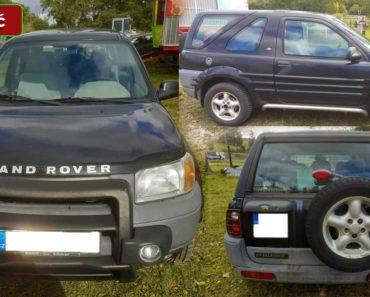 24.11.2020 Dražba automobilu Land Rover kombi 1.8. Vyvolávací cena 5.000 Kč, ➡️ ID759491