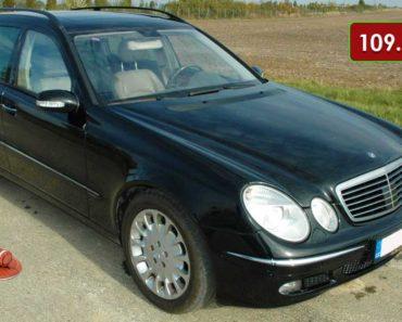 Do 28.11.2020 Aukce automobilu Mercedes-Benz E 280 CDI. Vyvolávací cena 109.000 Kč, ➡️ ID761567