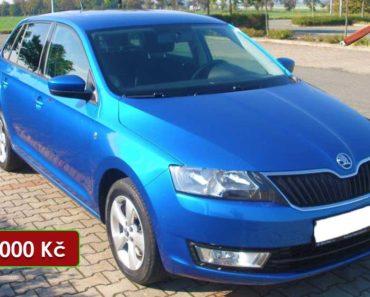 22.10.2020 Aukce automobilu Škoda Rapid. Vyvolávací cena 90.000 Kč, ➡️ ID755790