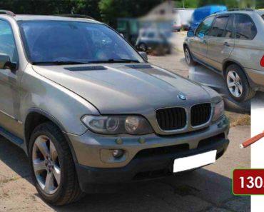 Do 27.10.2020 Aukce automobilu BMW X5 3,0 D AT. Vyvolávací cena 130.000 Kč, ➡️ ID760411