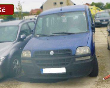 12.11.2020 Dražba automobilu Fiat. Vyvolávací cena 300 Kč, ➡️ ID756551