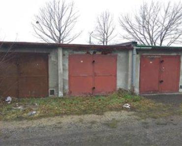 10.12.2020 Dražba nemovitosti (Garáž). Vyvolávací cena 50.000 Kč, ➡️ ID759589