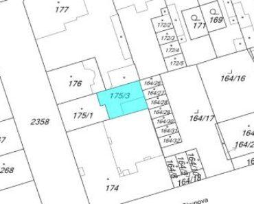 11.11.2020 Dražba nemovitosti (Pozemek o velikosti 102 m2, Teplice-Trnovany). Vyvolávací cena 40.500 Kč, ➡ ID758599