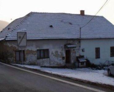 19.11.2020 Dražba nemovitosti (Rodinný dům, Sklenov). Vyvolávací cena 276.231 Kč, ➡ ID758732