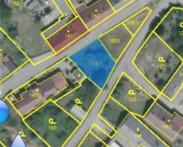 26.11.2020 Dražba nemovitosti (Pozemek o velikosti 213 m2, Staré Město pod Landštejnem, podíl 1/2). Vyvolávací cena 26.000 Kč, ➡ ID760358