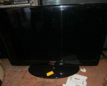 7.12.2020 Dražba elektroniky (Televizor a notebook). Vyvolávací cena 2.000 Kč, ➡️ ID755288
