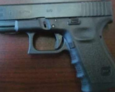 Do 8.11.2020 Výběrové řízení na prodej zbraně (Pistole samonabíjecí Glock). Min. kupní cena 6.000 Kč, ➡️ ID759139