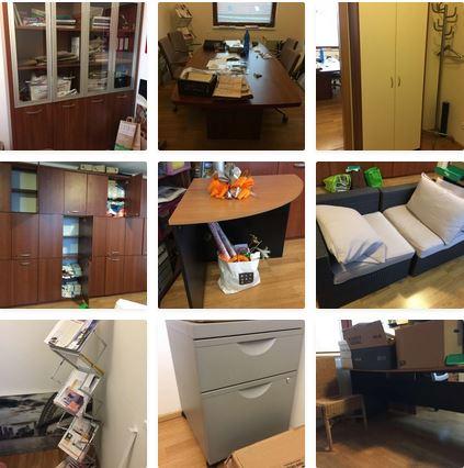 Do 15.12.2020 Výběrové řízení na prodej nábytku (Kancelářský nábytek). Min. kupní cena Nejvyšší nabídce Kč, ➡️ ID766042