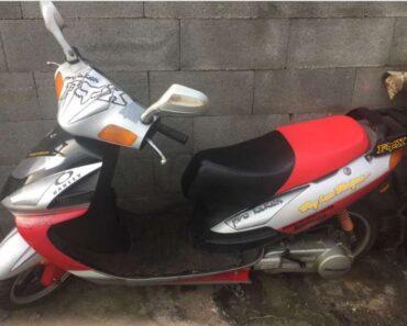 Do 16.1.2021 Výběrové řízení na prodej motocyklu JMSTAR 150. Min. kupní cena - prodej nejvyšší nabídce Kč, ➡️ ID766324