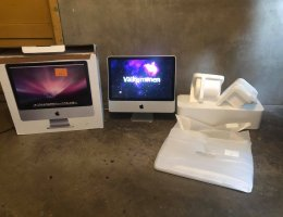 9.12.2020 Dražba počítače (iMac 20' 2,4GHz Intel Core 2 Duo). Vyvolávací cena 2.300 Kč, ➡️ ID765488
