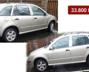 Do 15.12.2020 Výběrové řízení na prodej automobilu Škoda Fabia Combi. Min. kupní cena 33.800 Kč, ➡️ ID768416