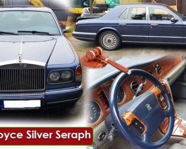16.12.2020 Dražba automobilu Rolls Royce Silver Seraph. Vyvolávací cena 968.000 Kč, ➡️ ID766366
