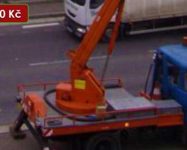 Do 14.1.2021 Výběrové řízení na prodej vozidla – hydraulické vysokozdvižné plošiny Avia. Min. kupní cena 94.000 Kč, ➡️ ID769733