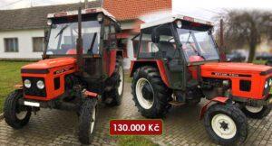 Do 14.12.2020 Výběrové řízení na prodej traktoru Zetor 7011. Min. kupní cena 130.000 Kč, ➡️ ID769759