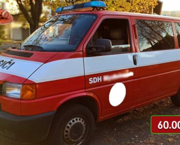 Do 21.12.2021 Výběrové řízení na prodej automobilu Volkswagen Transporter 4x4. Min. kupní cena 60.000 Kč, ➡️ ID769259