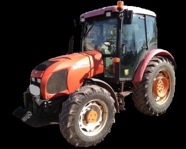 Do 18.1.2021 Záměr prodeje traktoru Zetor Proxima