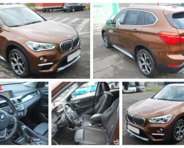 13.2.2021 Dražba automobilu BMW X1 xDrive18d. Vyvolávací cena 383.000 Kč, ➡️ ID774303