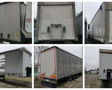 Do 1.3.2021 Výběrové řízení na prodej různých vozidel - 2x návěs - Schmitz Cargobull AG a Kögel. Min. kupní cena - prodej nejvyšší nabídce Kč, ➡️ ID774545