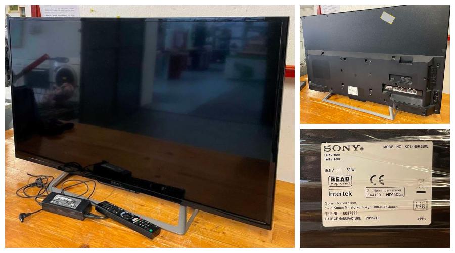 Do 19.2.2021 Výběrové řízení na prodej elektroniky (LCD TV Sony). Min. kupní cena 2.000 Kč, ➡️ ID778356