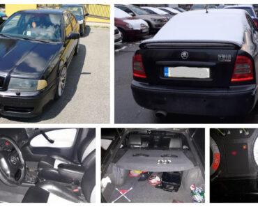 16.2.2021 Dražba automobilu Škoda Octavia 1.8. Vyvolávací cena 35.000 Kč, ➡️ ID775843