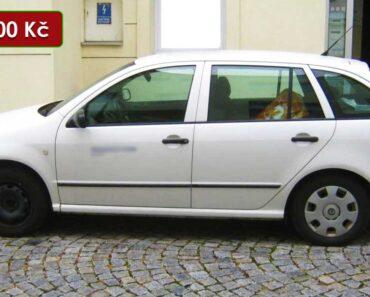 Do 22.1.2021 Výběrové řízení na prodej automobilu Škoda Fabia Combi Classic. Min. kupní cena 12.700 Kč, ➡️ ID776585