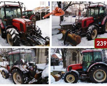 Do 28.1.2021 Výběrové řízení na prodej traktoru Zetor 7341. Min. kupní cena 239.943 Kč, ➡️ ID777319
