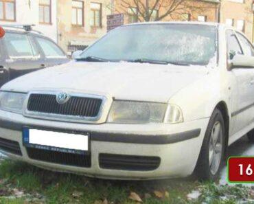 3.2.2021 Dražba automobilu Škoda Octavia 1.9 TDI. Vyvolávací cena 16.450 Kč, ➡️ ID776496