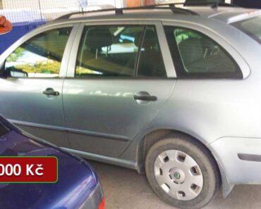 Do 22.1.2021 Výběrové řízení na prodej automobilu Škoda Fabia Combi Classic 1.2. Min. kupní cena 9.000 Kč, ➡️ ID776577