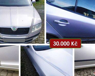 Do 25.1.2021 Výběrové řízení na prodej automobilu Škoda Octavia. Min. kupní cena 30.000 Kč, ➡️ ID775834