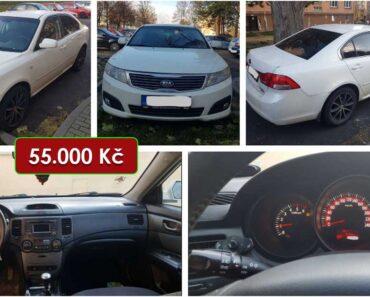 Do 14.3.2021 Výběrové řízení na prodej automobilu Kia Magentis 2.0. Min. kupní cena 55.000 Kč, ➡️ ID776480