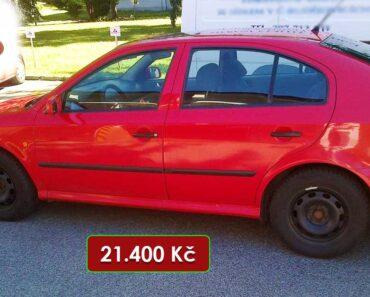 Do 22.1.2021 Výběrové řízení na prodej automobilu Škoda Octavia 1.6 GLXi. Min. kupní cena 21.400 Kč, ➡️ ID776558