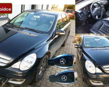 Do 1.3.2021 Výběrové řízení na prodej automobilu Mercedes Benz R 280 CDi. Min. kupní cena - prodej nejvyšší nabídce Kč, ➡️ ID775988