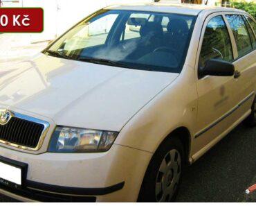 Do 22.1.2021 Výběrové řízení na prodej automobilu Škoda Fabia combi Classic 1.2. Min. kupní cena 2.000 Kč, ➡️ ID776583