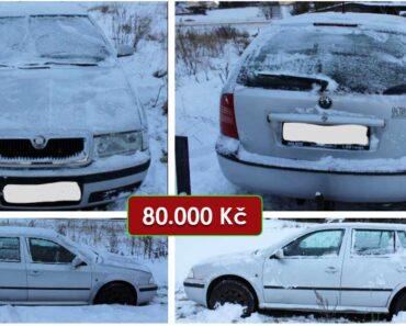 Do 31.1.2021 Výběrové řízení na prodej automobilu Škoda Octavia Combi II 1.6. Min. kupní cena 80.000 Kč, ➡️ ID776468
