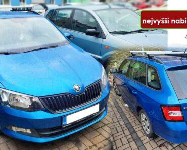 Do 9.2.2021 Výběrové řízení na prodej automobilu Škoda Fabia. Min. kupní cena - prodej nejvyšší nabídce Kč, ➡️ ID774965