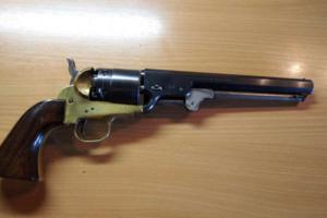 Do 5.3.2021 Výběrové řízení na prodej zbraně (Revolver značky Colt). Min. kupní cena - prodej nejvyšší nabídce Kč, ➡️ ID786363