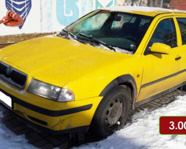 16.3.2021 Dražba automobilu Škoda Octavia Combi. Vyvolávací cena 3.000 Kč, ➡️ ID784342