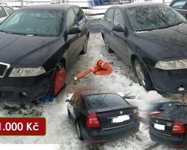 2.4.2021 Dražba automobilu Škoda Octavia. Vyvolávací cena 21.000 Kč, ➡️ ID784649