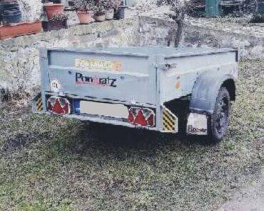 Do 17.3.2021 Aukce vozíku Pongratz LPA. Vyvolávací cena 3.000 Kč, ➡️ ID789115
